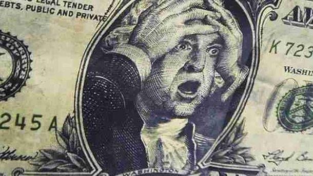 Нацбанк увязал падение гривны свалютными аппетитами нефтегазотрейдеров