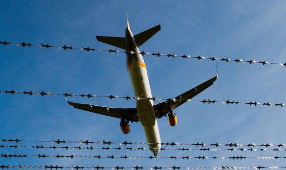 Запрет на полеты над складами в Калиновке продолжили до 9 октября