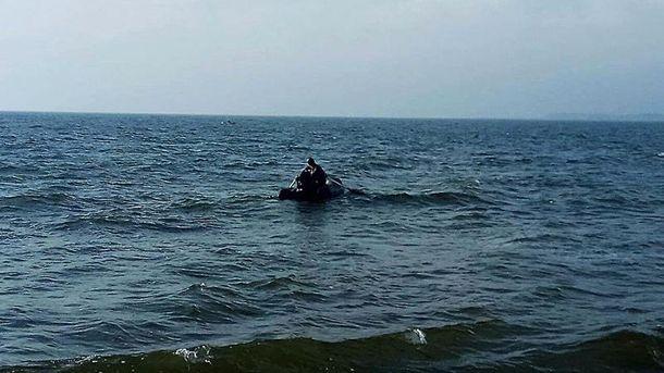 Рибалки пропали у Азовському морі