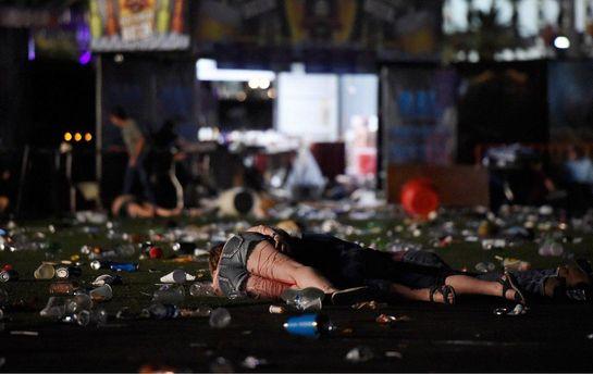 Загиблі під час стрілянини у Лас-Вегасі