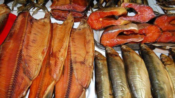 Массовое отравление рыбой во Львове