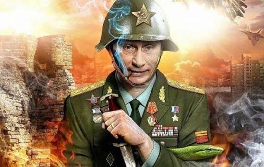 Путин согнал на Донбасс большое количество российских военных