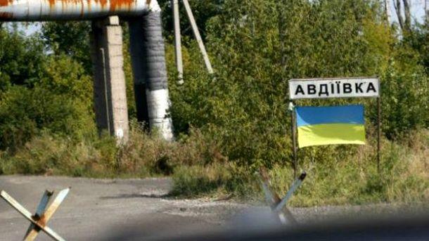 Террористы больше 3 часов били по Авдеевке