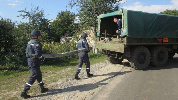 Юрий Луценко назвал диверсию основной предпосылкой пожаров наукраинских складах боеприпасов