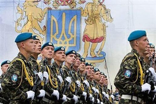 Численность украинской армии подошла к 250 тысячам