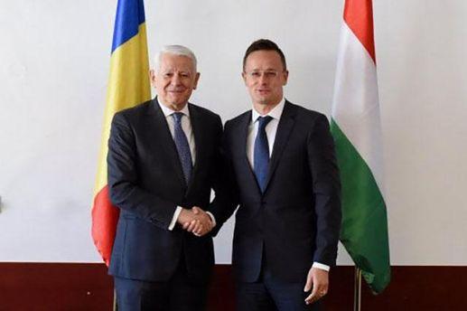 Венгрия и Румыния совместно выступают против украинского закона