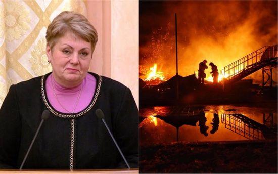 Пожежа в таборі Одеси: про підозру повідомлено Цвірінько