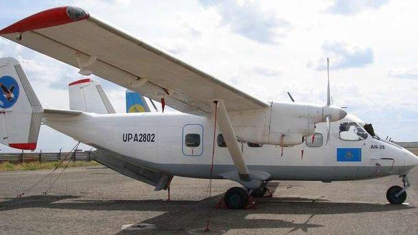 УКазахстані впав літак Ан-28, всі пасажири загинули