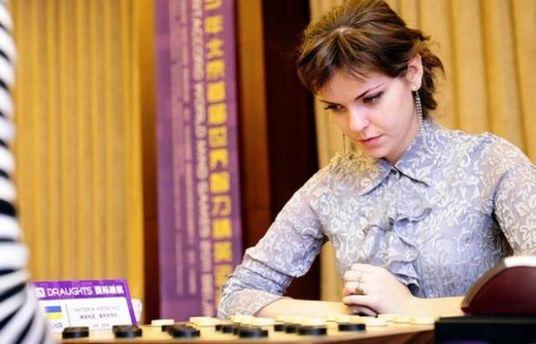 Рейтинг найкращих шашкісток світу очолила Вікторія Мотричко