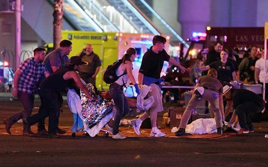 Після стрілянини в Лас-Вегасі 45 людей перебувають у критичному стані