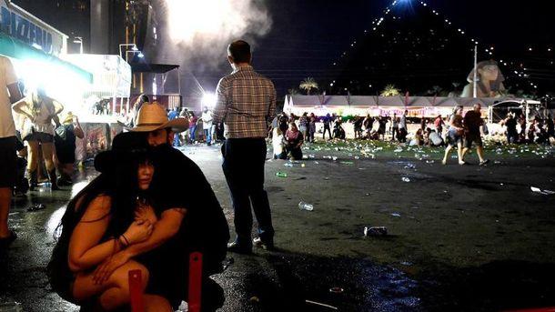 Внаслідок стрілянини у Лас-Вегасі за останніми даними загинуло 59 людей