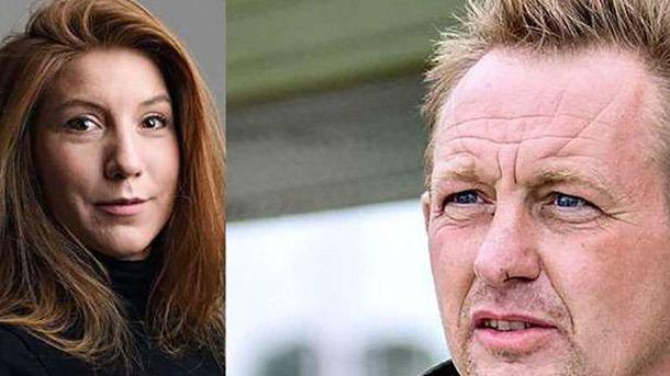 Убийство шведской журналистки