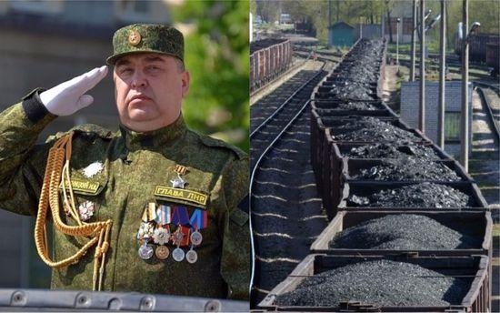 Плотницький отримує гроші з поставок вугілля з ОРДЛО до Польщі