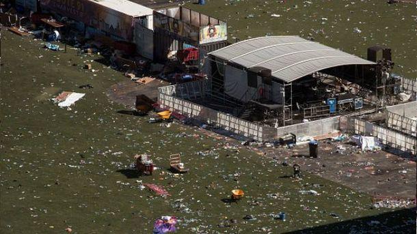 Розстріл людей у Лас-Вегасі: нападник заздалегідь спланував злочин