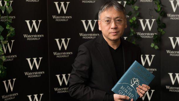 Нобелівська премія 2017 з літератури – лауреат Казуо Ісігуро