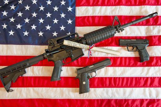 Стрілянина у Лас-Вегасі  посилила  дебати навколо законів про зброю у США