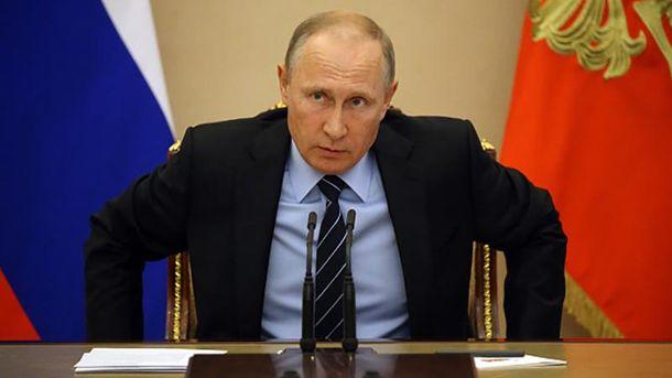 «Він параноїдально боїться»: названий великий страх Путіна