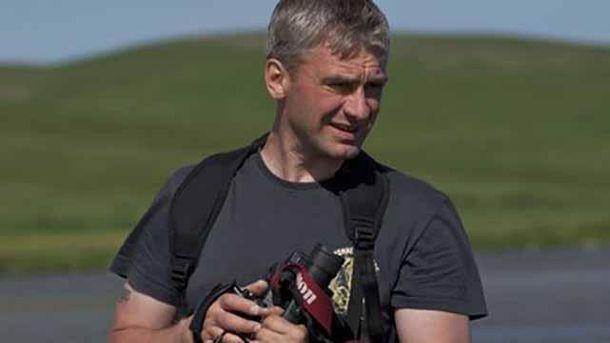 СБУ видворила з України російського журналіста телеканалу НТВ В'ячеслава Немишева