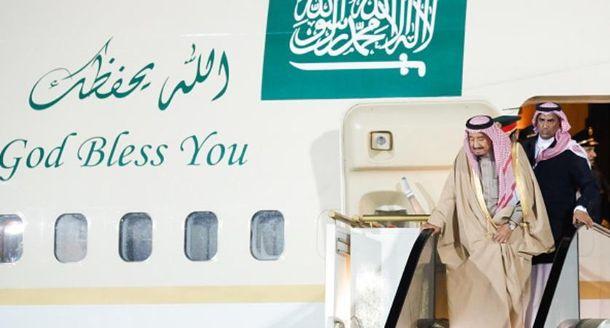 Король Саудівської Аравії Салман бен Абдель Азіз Аль Сауд