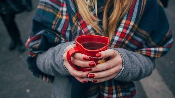 Чай не лише зігріває, а й покращує здоров'я