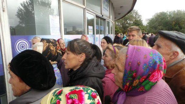Перерасчет новых пенсий для украинцев врамках реформы займет до 3-х дней