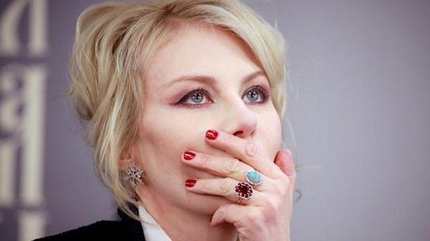 Рената Литвинова опровергла бракосочетание с Земфирой