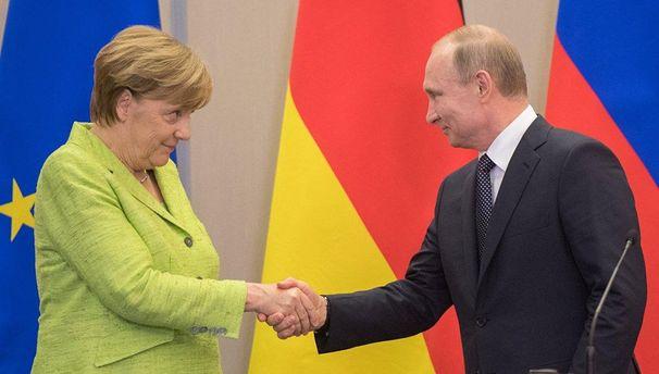 Меркель должна уменьшить влияние Путина в Восточной Европе