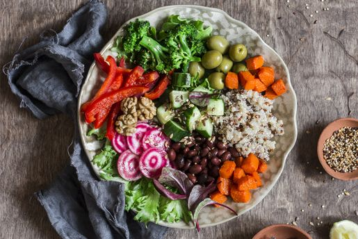 Способствует ли похудению вегетарианская диета