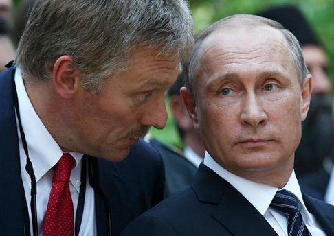 УКремлі вважають неприйнятним формулювання законопроекту про реінтеграцію Донбасу