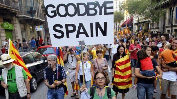 ВЕврокомиссии опасаются начала гражданской войны вевропейских странах из-за ситуации сКаталонией