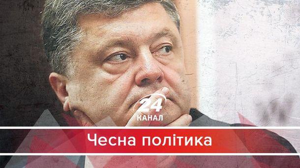Які справжні наміри Порошенка щодо Антикорупційного суду