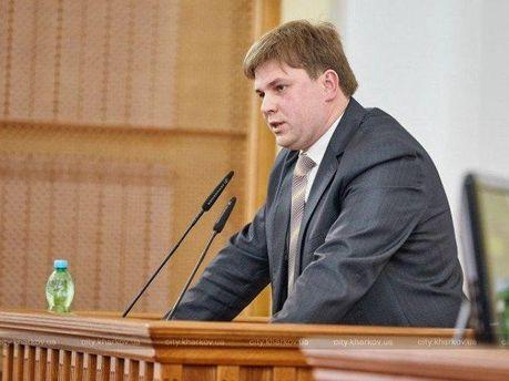 Кернес выгнал депутата Лесика иззала заседаний