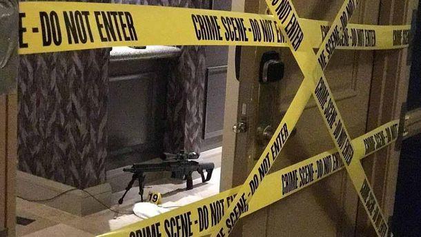 В Лас-Вегасі у номері стрілка знайшли записку