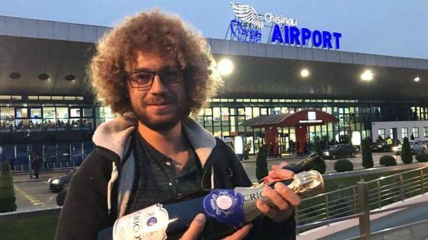 Варламов говорит, что он сейчас в Молдове