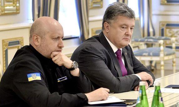Порошенко хотел удовлетворить Россию и Запад