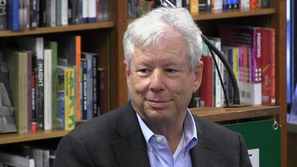 Нобелівську премію зекономіки отримав Річард Талер