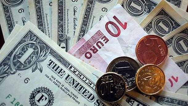 Готівковий курс валют 9 жовтня