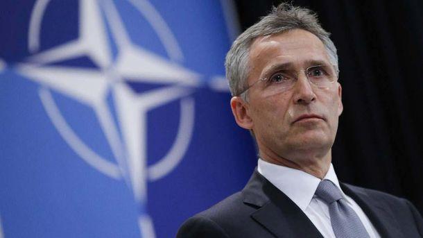 Минехочемо нової «холодної війни» зРосією— Глава НАТО