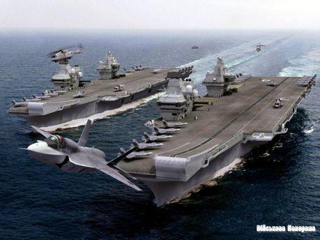 Британия готовится к войне с КНДР