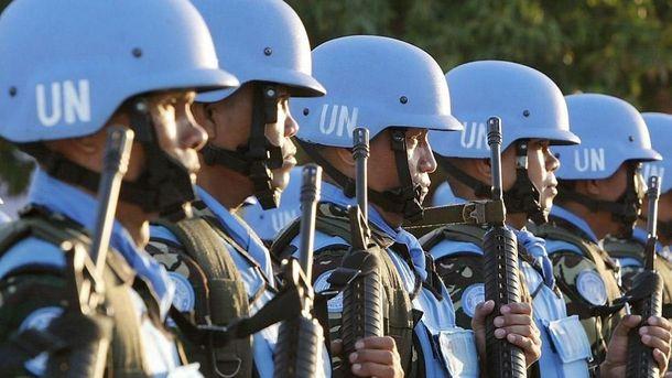 Миротворча місія на Донбасі