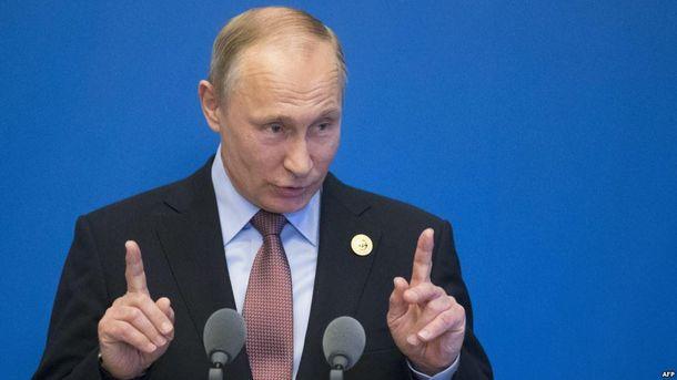 У Путіна є два варіанти, щоб залишитися при владі