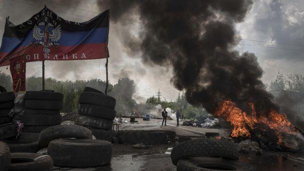 Рука Кремля на Донбассе