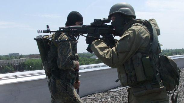 Терористи у Донецькому аеропорту розстріляли своїх за наказом Бородая
