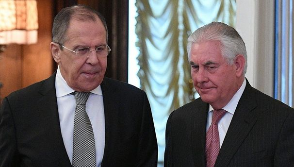 Лавров предостерег Тиллерсона относительно обострения конфликта с Северной Кореей
