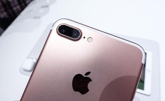 iPhone 7 стал лидером мировых продаж в 2017 году