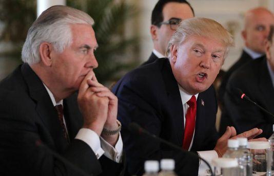 Трамп уверен, что имеет лучше умственные способности, чем Тиллерсон