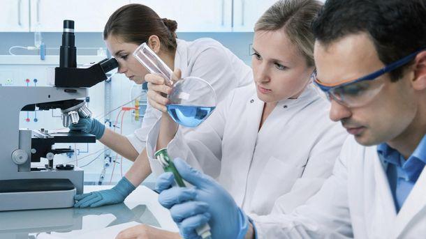 Ученые в Украине