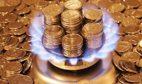 Цена на газ в отопительном сезоне 2017-2018