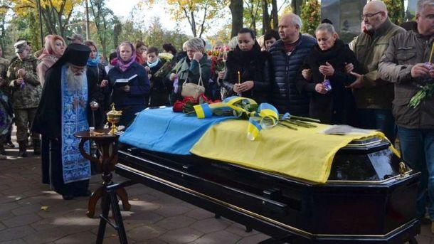 Похороны Артема Абрамовича