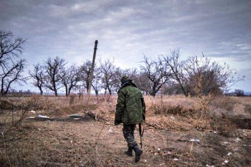 Російські прикордонники затримали українського військового